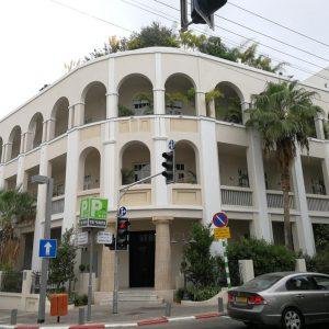 בתי החלומות של תל אביב