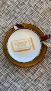 קפה בתל אביב